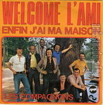 [Pochette de Welcome l'ami]