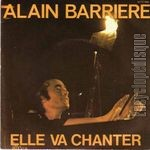 [Pochette de Elle va chanter]