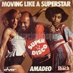 [Pochette de Moving like a superstar]