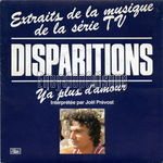 [Pochette de Disparitions]