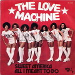 [Pochette de Sweet America (The LOVE MACHINE)]