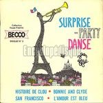 [Pochette de N°3 - Surprise-party danse]