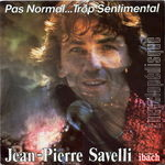 [Pochette de Pas normal…trop sentimental]