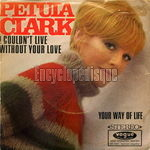 [Pochette de I couldn't live without your love]