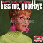 [Pochette de Kiss me goodbye]