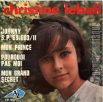 [Pochette de Johnny S.P. 69.603/II]