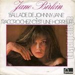 [Pochette de Ballade de Johnny-Jane]