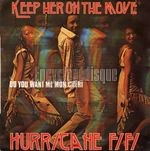 [Pochette de Keep her on the move]