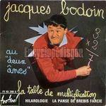 Encyclopdisque discographie jacques bodoin - Jacques bodoin la table de multiplication ...