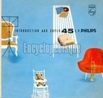 [Pochette de Introduction aux super 45 E.P. Philips]