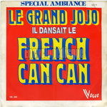 [Pochette de Il dansait le french cancan (GRAND JOJO)]