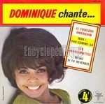 [Pochette de Dominique chante…Le folklore am�ricain]