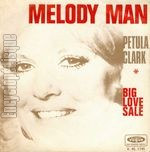 [Pochette de Melody Man (version anglaise)]
