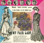 [Pochette de 6 Big Stars - 6 Hit Songs from My Fair Lady]