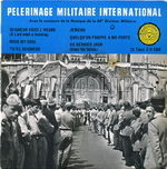 [Pochette de Pélerinage militaire international]