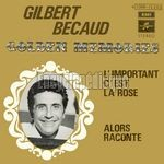 [Pochette de Golden Memories: L'important c'est la rose]
