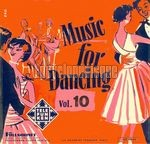 [Pochette de Music for Dancing vol. 10]