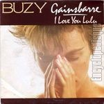 [Pochette de Gainsbarre / I love you Lulu]