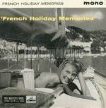 [Pochette de French holiday memories]