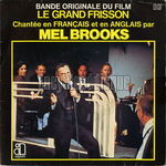 [Pochette de Mel BROOKS - « Le grand frisson »]
