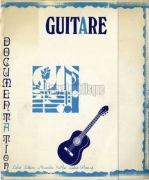 [Pochette de Documentation guitare]