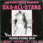 [Pochette de Hong-Kong ska / I won't never let you go]
