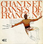 [Pochette de Chants et danses de France n�1]