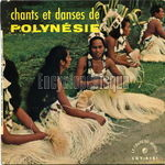 [Pochette de Chants et danses de Polyn�sie]