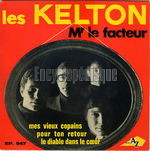 [Pochette de Mr le facteur]