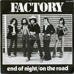 [Pochette de End of night / On the road]