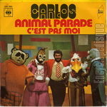 [Pochette de Animal parade]