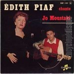 [Pochette de Édith Piaf chante Jo Moustaki]