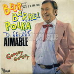 [Pochette de Beer barrel polka]