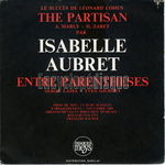 [Pochette de The partisan]