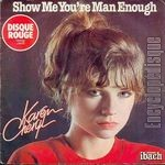 [Pochette de Show me you're man enough]