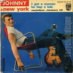 [Pochette de Johnny à New-York]