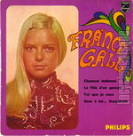 [Pochette de Chanson indienne (France GALL)]
