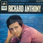[Pochette de La corde au cou (Richard ANTHONY)]