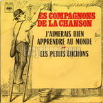 [Pochette de J'aimerais bien apprendre au monde (I'd like to teach the world to sing)]