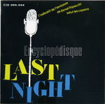 [Pochette de Last night]