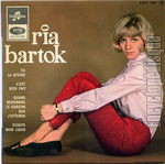 Ria Bartok Et Quelque Chose Me Dit