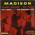 [Pochette de Madison - Danse Party 45 N�96]