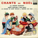[Pochette de chants de Noël]