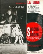 [Pochette de Sp�cial Sonore 29 - En direct de la Lune: Apollo XI]
