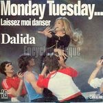 [Pochette de Monday Tuesday… Laissez-moi danser]