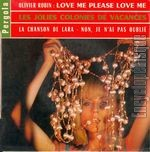 [Pochette de Love me, please love me]