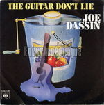 [Pochette de The guitar don't lie]