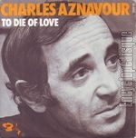 [Pochette de To die of love]