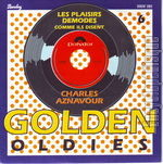 [Pochette de Golden oldies n�06 - Les plaisirs d�mod�s]