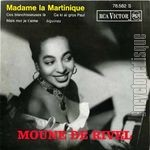 [Pochette de Madame la Martinique]